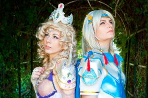 FINAL FANTASY IV Cosplay VIII by Phadme