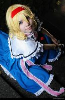 TOUHOU PROJECT : Alice Margatroid by kyashii4