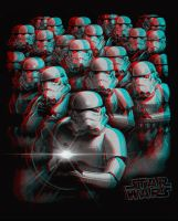 Imperial Stormtroopers by Geosammy