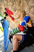 Leon Chiro as Tidus - Final Fantasy X #Heartbeat 3 by LeonChiroCosplayArt