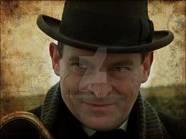 Holmes wallpaper by coldcase1
