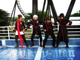Men of D.gray-man by shien7aries