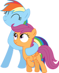 Honorary Sisters by DeadParrot22