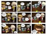 Deathnote comics nendo.. by pinksnow07