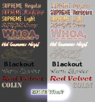 SupremePLUS Styles pack for PS by El-Chupacabras