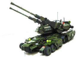 "Lego Apocalypse Tank ""Mix"" 3 by SOS101"