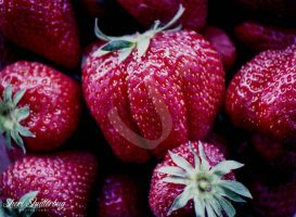 Strawberries by Scooby777