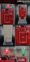 Ghostbusters Containment Unit w/ Lights and Sounds by MintConditionStudios