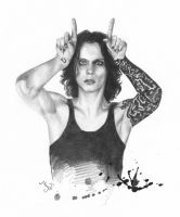 Ville Valo (3) by MaryTL