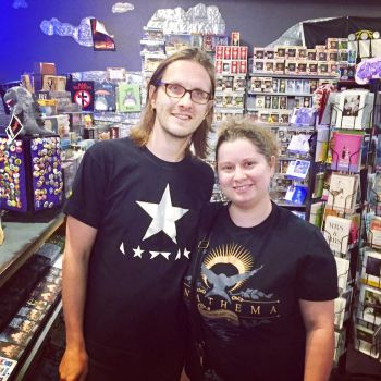 With Steven Wilson II by lady-serena