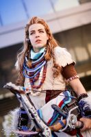 Aloy from Horizon Zero Dawn by LiliDin