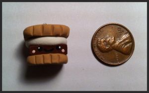 S'mores Charm ~$2 by Jenna7777777