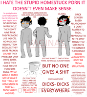 Troll porn is invalid by R-dono