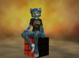 Rubik's Cubist by HectorNY