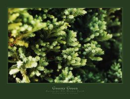 Greeny Green by pixiegal