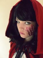 Little Red Riding Hood by Esarina