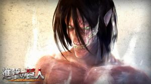 Shingeki no kyojin by LifeOnTheEdge