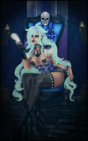 VIP Ex. Premade:Latex Goddess [Sold to LeChiot] by NightshadeAntoinette