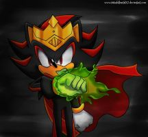 King Shadow by chikafullmetalX2