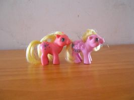 my little pony collection: starlight baby ponies by theladyinred002