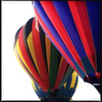My Beautiful Multicolored Balloons by ZandyPop