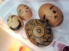 HAPPY EASTER :D from me by upiQsitampanjaya