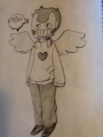 Zacharie by VerySleepyCat