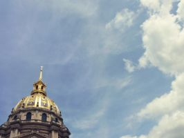 Dome des Invalides by YourFakePlasticLove