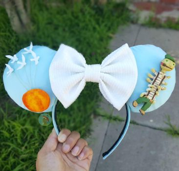 James And The Giant Peach Mouse Ears by CreationsByMelissa