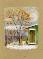First Snow by Ragini123