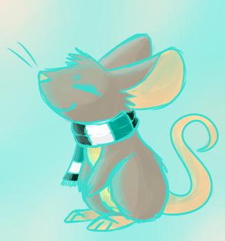 Mouse by Mysiaapl