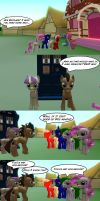 Doctor Twooves and The Ace Brigade PT1 by mattwo