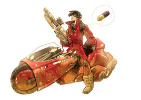 kaneda by speedball0o