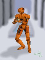 HK-47: Ready to serve! by daritha42