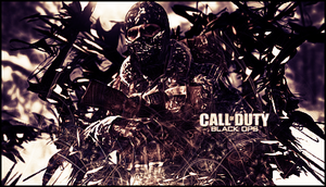 Black Ops tag by MarshallCRO