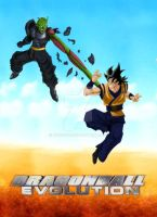 Dragonball Evolution by R0NiN808