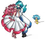 YGO GX: Shall we Dance? CP by AD-SD-ChibiGirl