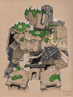 Bastion by chrissie-zullo