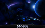 Mass Effect: Normandy Escape by jmkmets