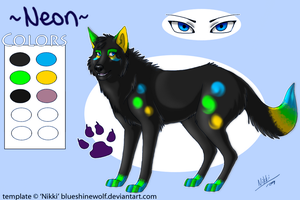 Neon Ref by silana