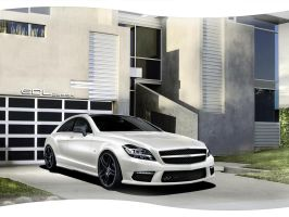 2O12 Mercedes-Benz CLS AMG by EDLdesign