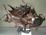 Dark Troll Dragon Helmet side1 by Skinz-N-Hydez