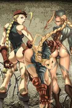 streetfighter calouise by LazyLacy