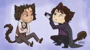 Sherlocks by Mad-Hattie