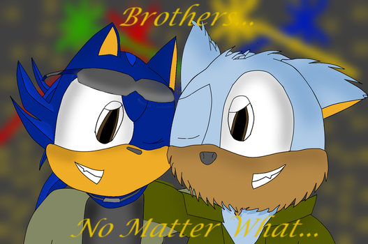 'Brothers, No Matter What...' by JAAS74