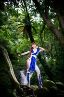 Kasumi_DEAD OR ALIVE by AMPLE-COSPLAY