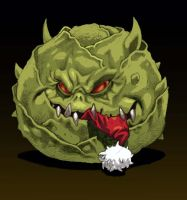 Sprout of Doom by MartinHanford1974