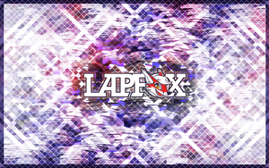 LAPFOX Wallpaper - Blue/Red Storm by eklipse13