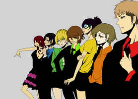 Jean's Harem  - BASE USED - by Xilka