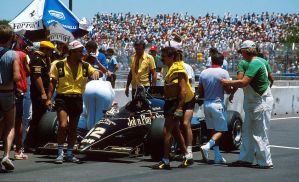 Lotus 95T (Dallas 1984) by F1-history